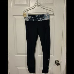 LULULEMON LEGGING CROP 25'